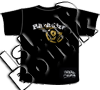 Paradize Burning - Paradize Island Black T-Shirt (Large)